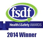 FSDF H&S Awards_2014 Winner