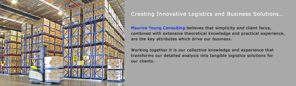 Creating Innovative Logistics