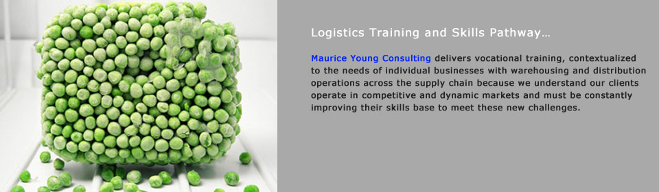 Logistics Training and Skills Pathway
